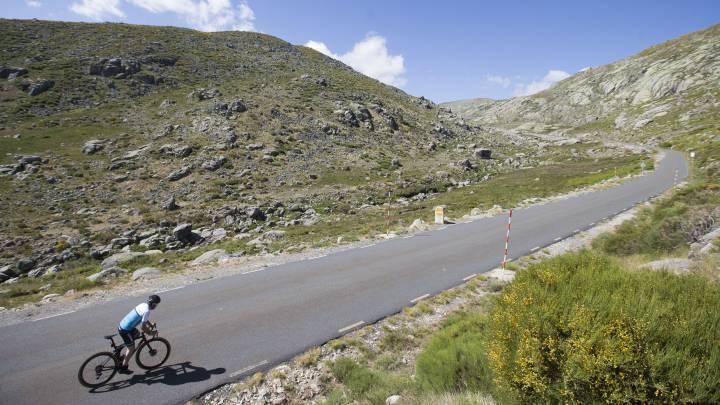 Un etapón en Ávila con la firma de Carlos Sastre