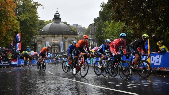 Mundiales de Ciclismo 2020. Países y ciclistas inscritos