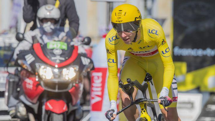 Resumen y ganador del Tour de Francia, etapa 20, contrarreloj - AS.com