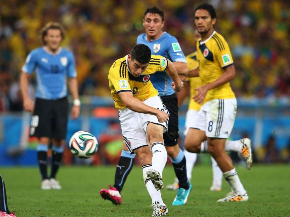 Uruguay vs. Colombia Colombia vs. Uruguay y el recuerdo ...