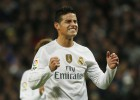 Directo: James en el banco en el Shakhtar - Real Madrid