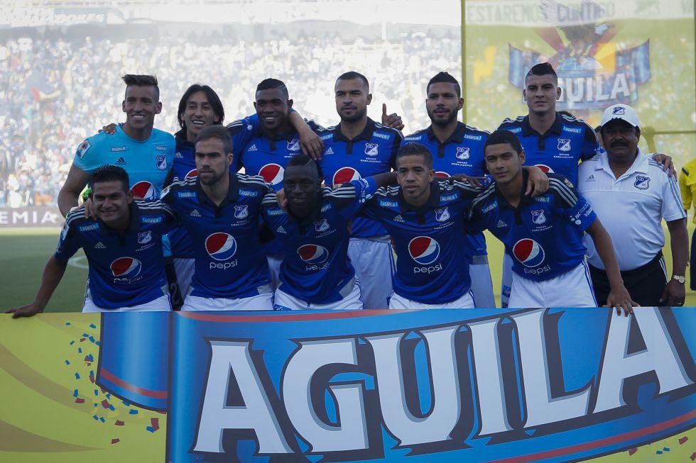 Millonarios modelo 2016: este es el plantel de 25 jugadores - AS ...