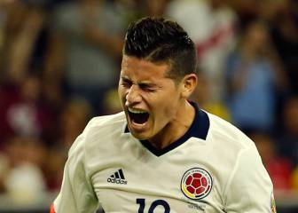 USA top group as Colombia are stunned by Costa Rica