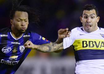 Boca Juniors vs Independiente en vivo online: Semifinal Copa Libertadores 2016
