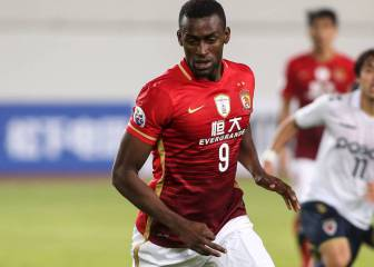 Jackson Martinez wants to return from China to Europe