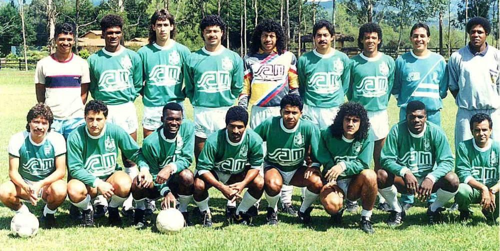 Image result for atletico nacional 1989