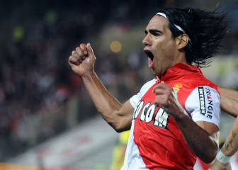 Radamel Falcao back on European stage after 41 months