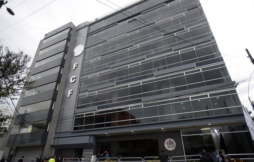 La nueva sede de la Federación Colombiana en imágenes - AS Colombia