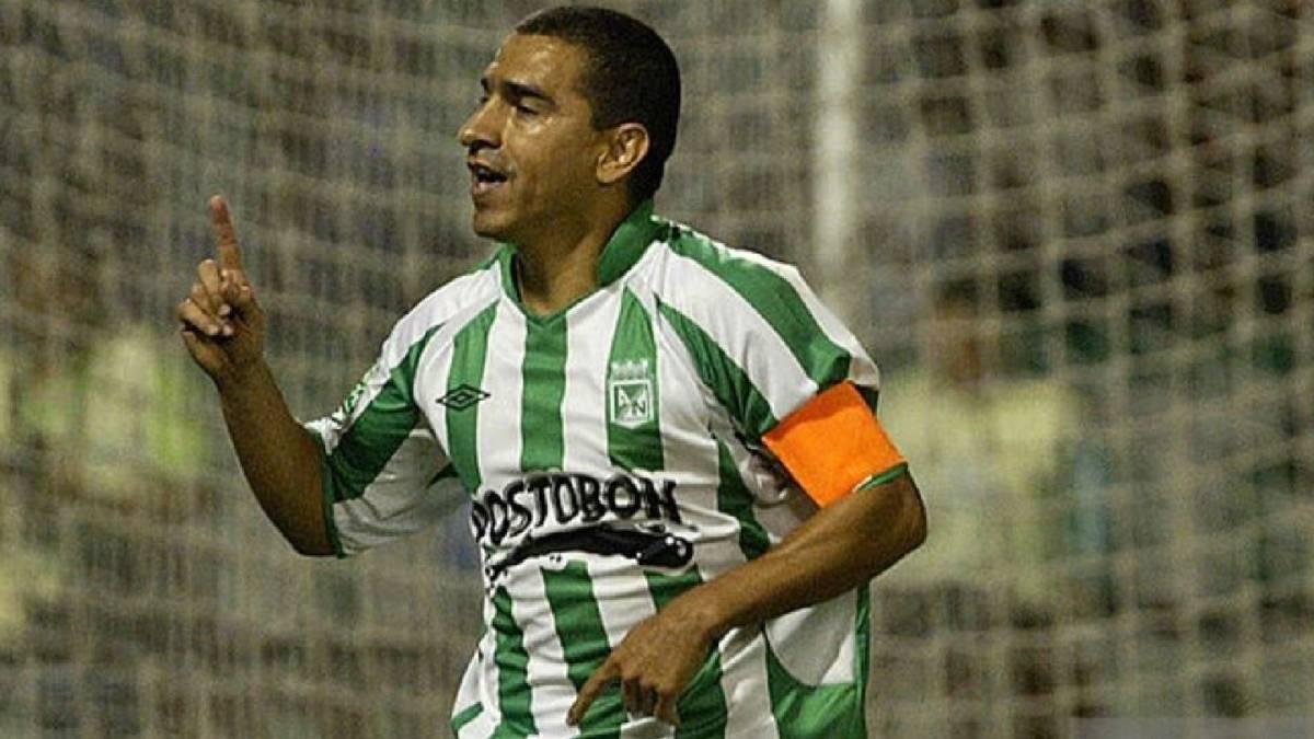 Víctor Aristizábal, el ídolo de Nacional que jugó en Coritiba - AS ...