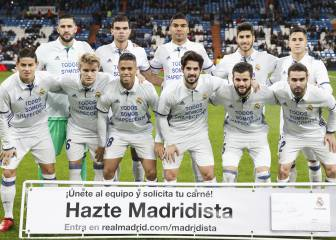 Real Madrid rinde tributo: