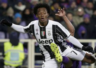 Allegri no confirma a Cuadrado: