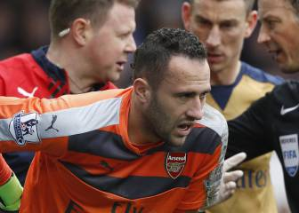 Arsenal confirma que David Ospina sigue en recuperación