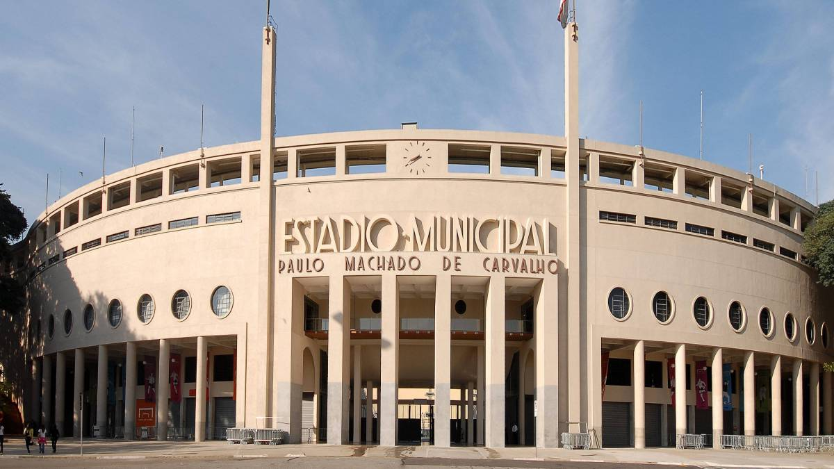 Estadio Pacaembú