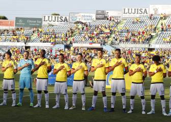 Colombia 1x1: Mina, Barrios y James se lucen en Getafe