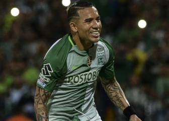 Dayro, Macnelly e Ibargüen en el XI ideal del fin de semana de AS