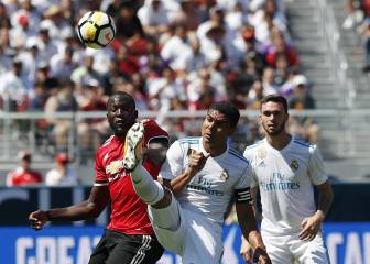 United vs Real Madrid: La cantera nunca falla