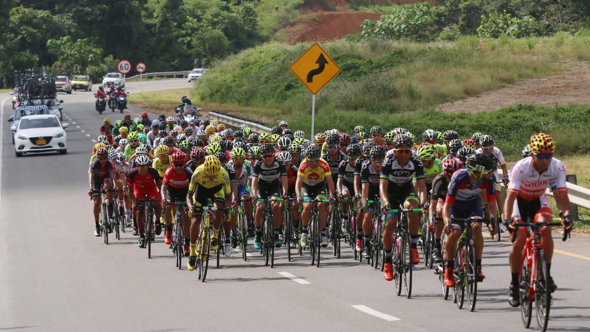 Todo listo para la Vuelta a Colombia.