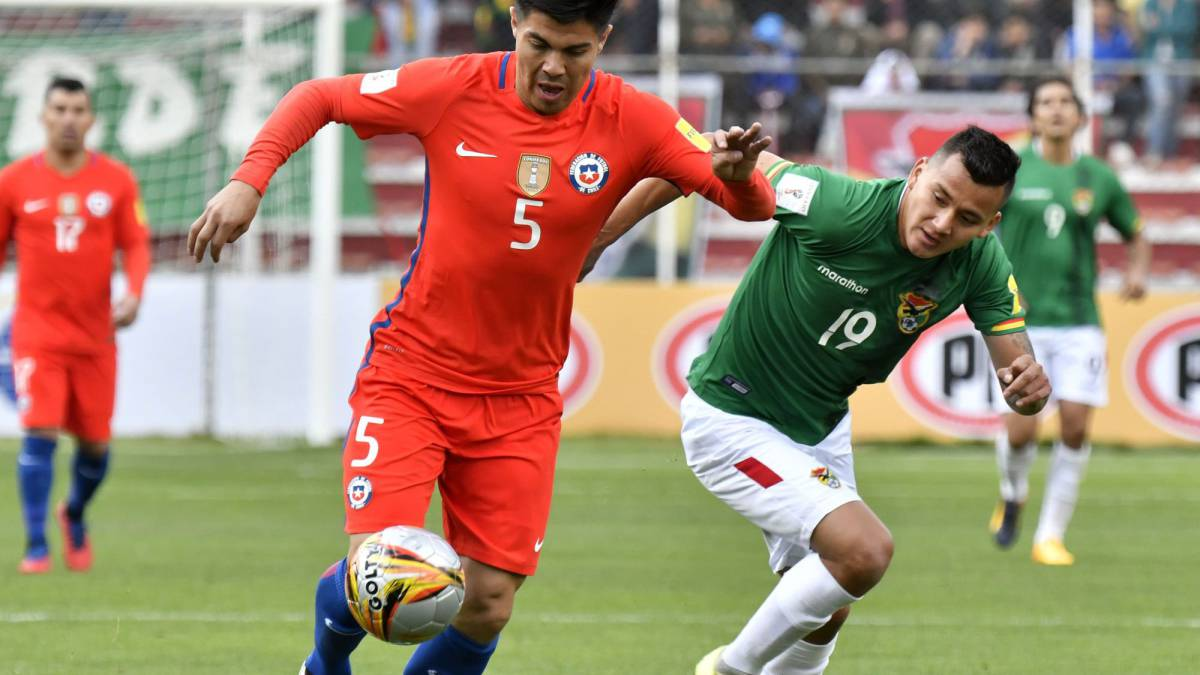 Bolivia vs Chile en vivo online: Eliminatorias Sudamericanas