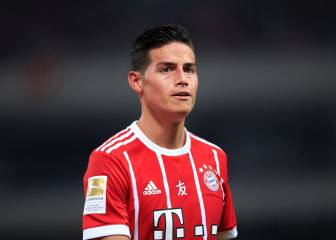 Calciomercato: Inter y Milan buscarían a James en enero