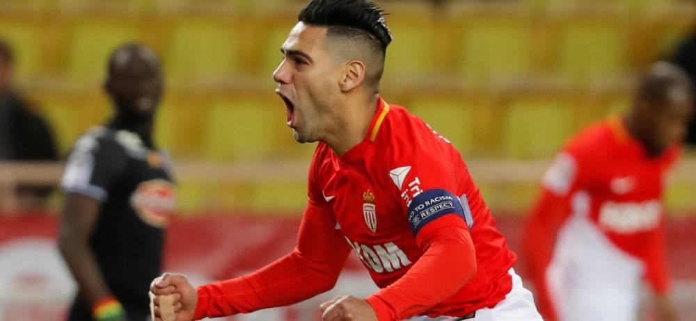 Gol de Falcao devuelve al Mónaco la victoria en Francia