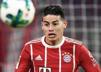 Bundesliga cataloga a James como