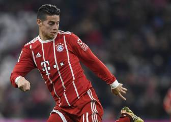 James y su balance 2017: seis meses fundamental en Bayern