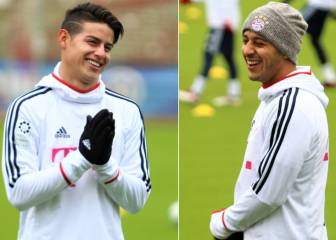 ¿Beneficia o afecta a James el regreso de Thiago al Bayern?