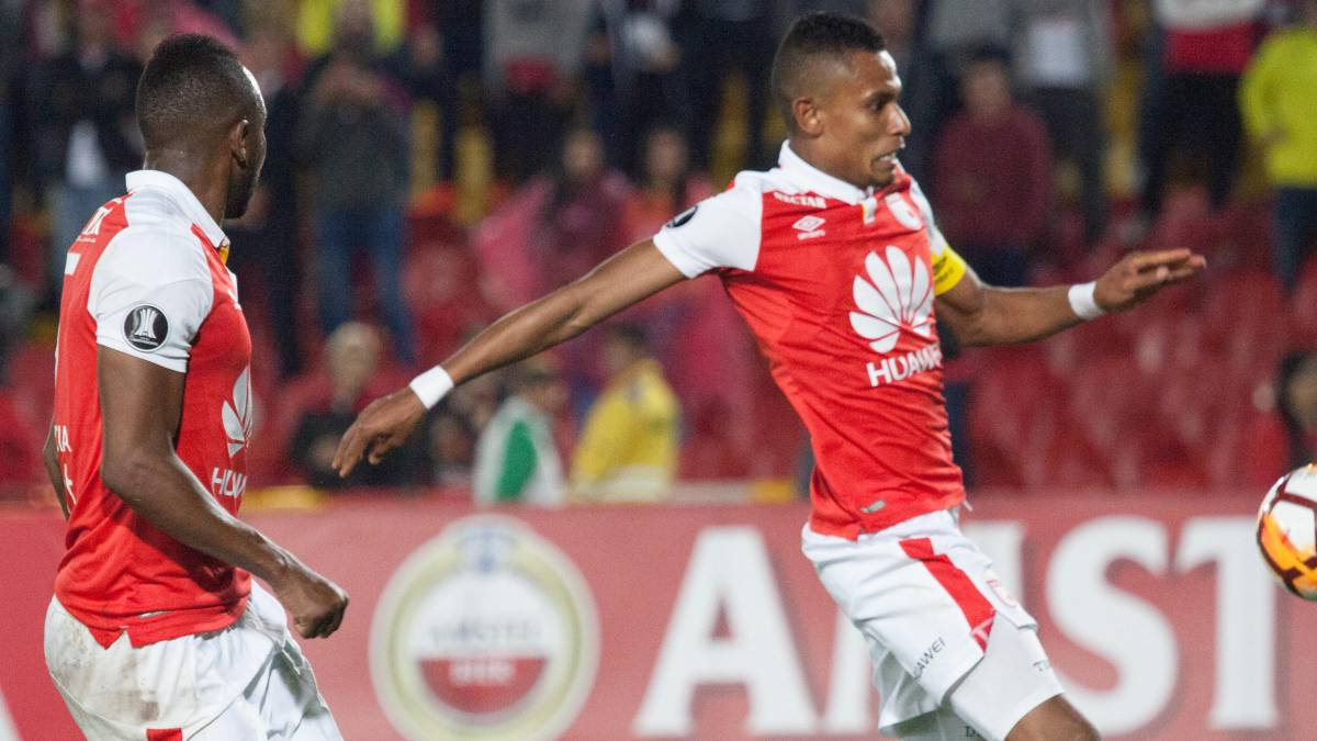 Independiente Santa Fe recibe a Jaguares