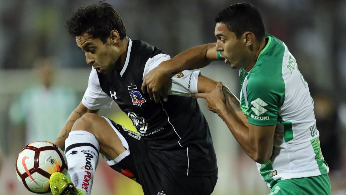 Colo Colo 0 - Nacional 1  Vladimir repite golazo para la primera victoria en  Chile 716ba0a176ef4