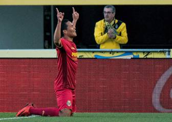 Bacca anota y Villarreal sigue con ilusión de Europa League