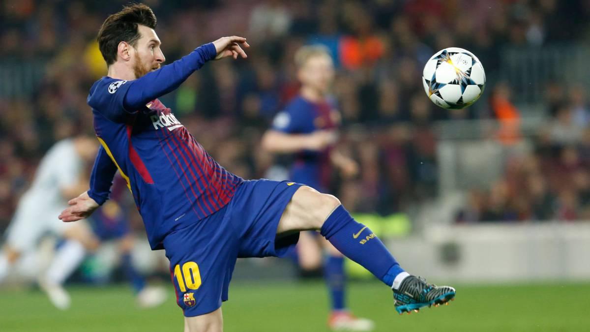 Barça elimina a Chelsea con Messi goleador centenario