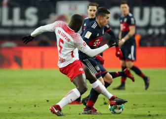Keita and Werner help RB Leipzig to stun champions-elect Bayern