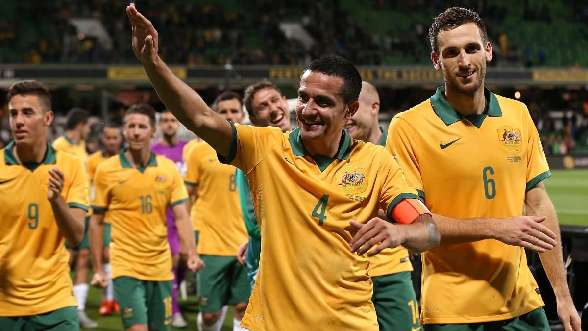 Australia, una selección con largo historial ante Sudamérica - AS Colombia