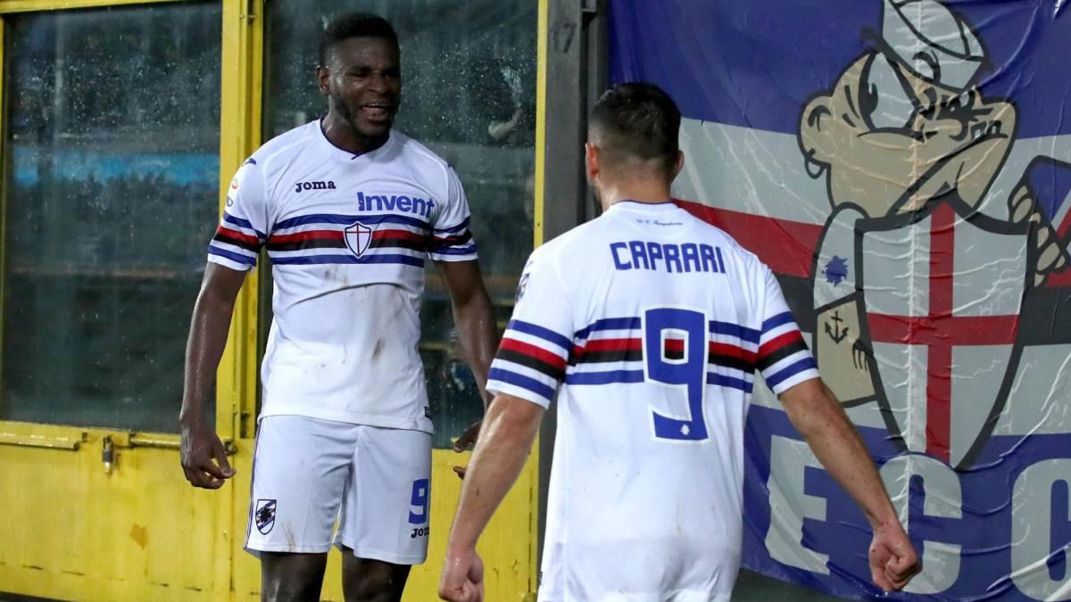 Atalanta vs Sampdoria (3 Apr 2018) 🔥 Video Highlights - FootyRoom