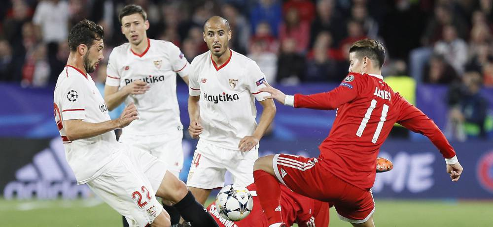 Sigue en vivo online el partido Bayern Múnich vs. Sevilla, válido por la vuelta de cuartos de final de Champions League que se jugará en el Allianz Arena a partir de la 1:45 p.m. de Colombia.