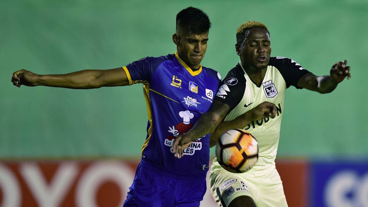 Image Result For Delfin Atletico Nacional Video Gol De Chicaiza Copa Libertadores Grupo B