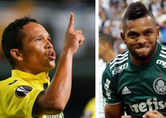 Bacca vs. Borja, duelo imparable en la recta final