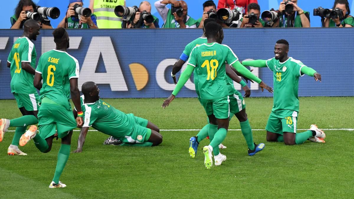 Polonia - Senegal, partido de la primera fecha del grupo H del Mundial de Rusia 2018 que se jugará en el Spartak Stadium a partir de las 10:00 a.m.