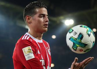 James Rodríguez to stay at Bayern Munich