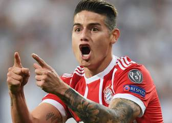 Kovac confirms James will stay at Bayern Munich