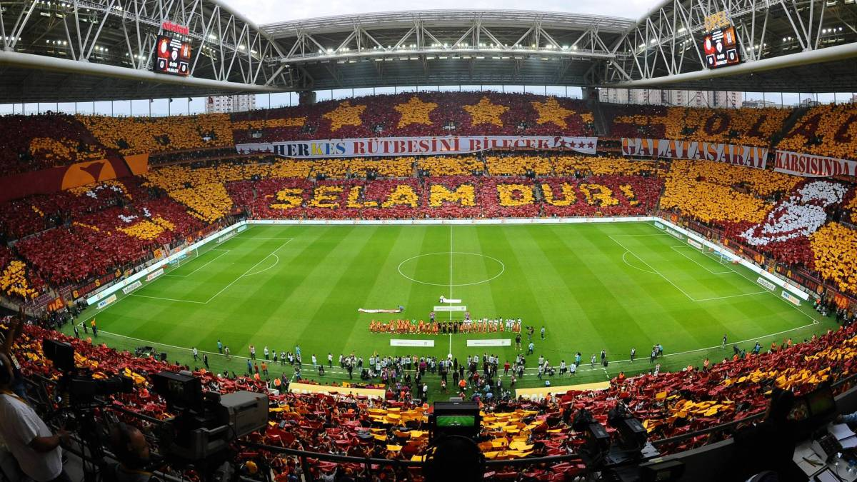 Estadio del Galatasaray