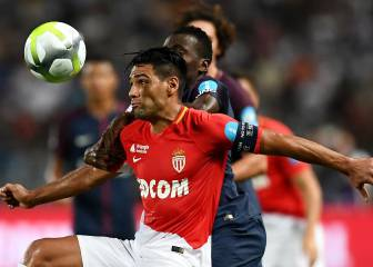 Los cracks con los que Falcao luchará en la Ligue 1