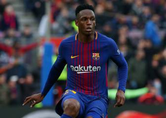 Prensa inglesa, expectante con la decisión final de Yerry Mina