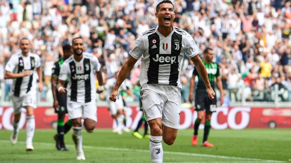 selección especial de Calidad superior zapatos clasicos Juventus 2-1 Sassuolo: resultado, resumen y goles en Turín ...