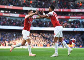Arsenal vence a Everton sin Yerry Mina en defensa