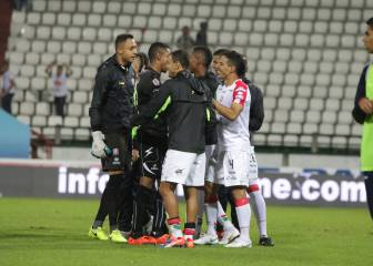 Once Caldas derrota a Santa Fe y mantiene su invicto de local
