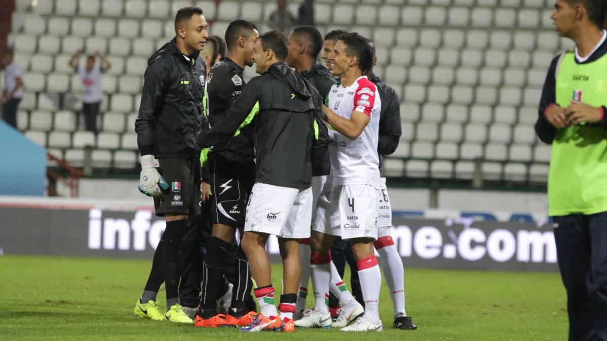 Once Caldas Derrota A Santa Fe Y Llega A  Puntos En La Liga Aguila