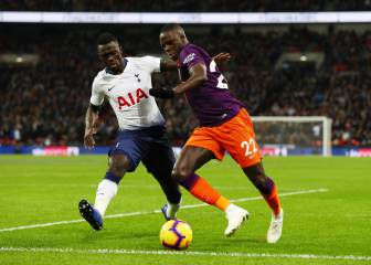 City supera al Tottenham de Dávinson en Wembley