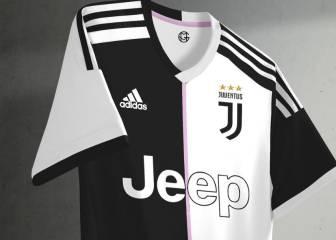 Así sería la próxima camiseta de la Juve de Cuadrado y CR7 9171db040673e