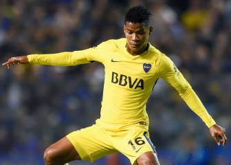 Dailystar: Wilmar Barrios entre Tottenham y Real Madrid
